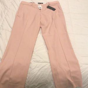NWT Blush dress pants Banana Republic size 10